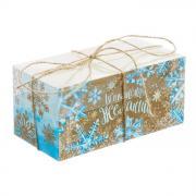 """Коробка для капкейков """"Исполнения желаний"""""""