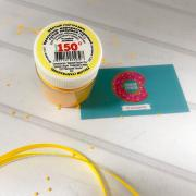 Краситель сухой ВОДОрастворимый желтый (тартразин)