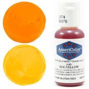 106 Краситель пищевой гелевый AMERICOLOR 21г EGG YELLOW 106 Пищевые ингредиенты