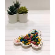"""Драже """"Морские камешки"""" с корпусом из сушеных плодов и ягод, микс, 50 г"""