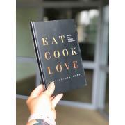 """Ежедневник для записи рецептов """"Fat cook LOVE"""" А5, 80 листов"""