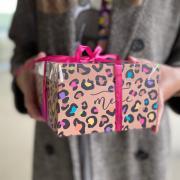 Коробка для капкейка «Особенной девушке», 16 × 16 × 10 см