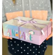 Коробка для капкейка Unicake, 23 × 16 × 7.5 см