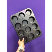 Форма для выпечки на 12 капкейков