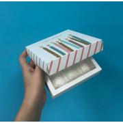 """Коробка для конфет """" В День Рождения"""""""