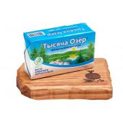 Масло сливочное Тысяча озер 400 гр 82,5%