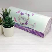 Коробка под кекс «Хорошего настроения», 9 х 9 х 24,5 см