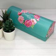 Коробка под кекс «Сладкой жизни», 9 × 9 × 24.5 см