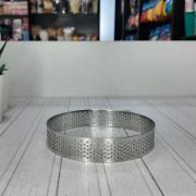 Кольцо для выпечки перфорированное d=8 см, h=2 см