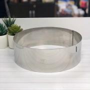 Кольцо для выпечки 24 см h8см