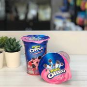 Печенье Oreo Mini Strawberry, 61.3 г