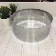 Кольцо для выпечки 20 см h8 см