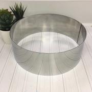 Кольцо для выпечки 22 см h8см