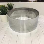 Кольцо для выпечки 18 см h8 см