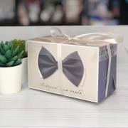 Коробка для капкейка «Подарок для тебя», 16 × 8 × 10 см