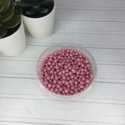 Crispearls розовый, 50 гр