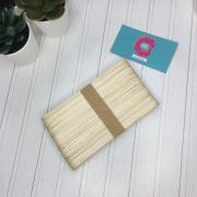 Палочки деревянные для эскимо,50 шт 15*1,8