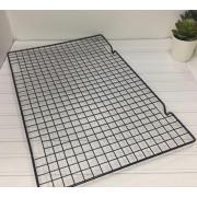 Решетка для глазирования и остывания кондитерских изделий 40x25 см