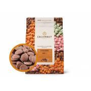 Молочный шоколад с карамелью,Callebaut, 100 гр
